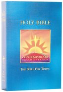 Cev Bible For Today Blue