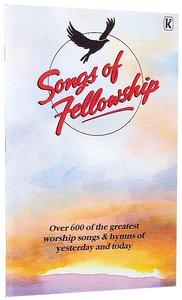 Songs of Fellowship Words (Songs 1-640)