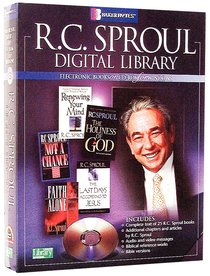 R C Sproul Digital Library on CDROM Win