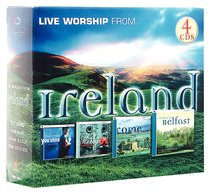 Live Worship From Ireland- 4 CD Pack