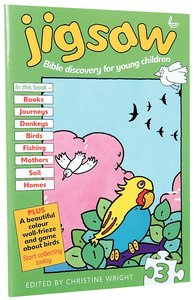 Jigsaw 3 Bible Discovery For Young Children