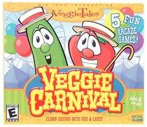 Veggie Carnival Game CDROM Win/Mac