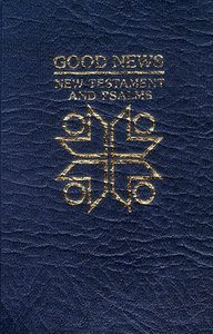 GNB New Testament With Psalms Pocket Edition Blue