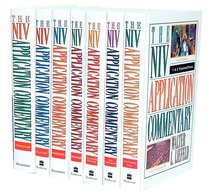 $4 99 for Bible Commentaries from NIV Application Commentary