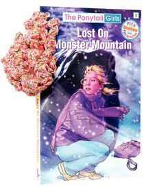 Lost on Monster Mountain (#03 in Ponytail Girls Series)