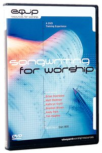 Songwriting For Worship