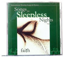Faith (#01 in Songs For Sleepless Nights Series)