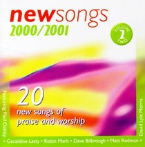 New Songs 2000/2001 Volume 2