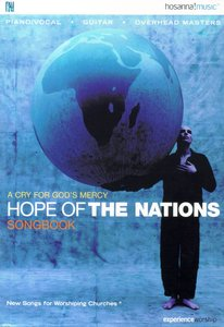 Hope of the Nations Music Book