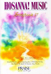 Hosanna Music Songbook 17