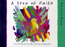 Step of Faith: Comfirmation Record Book