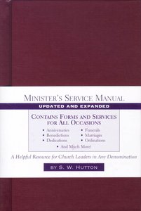 Ministers Service Manual (2003)