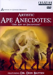 "Artistic Ape Anecdotes ""The Art of Deception"""