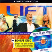 Lift/Free Who We Are CD