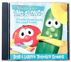 Bob and Larrys Toddler Songs (Veggie Tales Music Series)