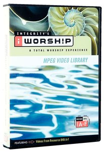 Iworship Mpeg Video Library Volume A-F