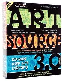 Artsource CDROM Clip Art Library 3.0 Win Mac