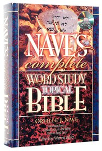 Naves Complete Word Study Topical Bible