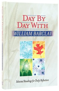 Day By Day With William Barclay