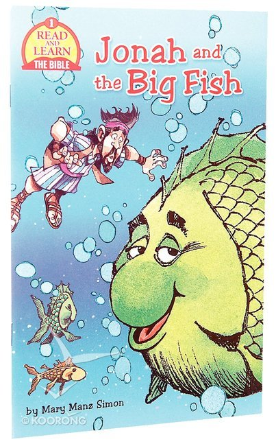 Buy Jonah And The Big Fish Read And Learn The Bible Level 1 Series