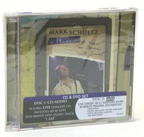 Mark Schultz Live: A Night of Stories and Songs (Cd/dvd)