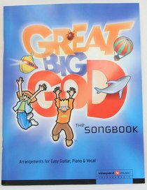Great Big God (Music Book)