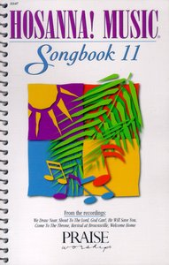 Hosanna Music Songbook 11