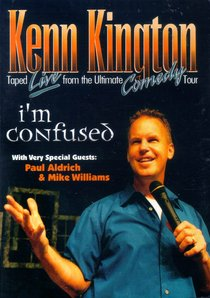 Kenn Kington Live: Im Confused