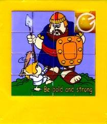 Novelty Puzzle: Be Strong and Bold