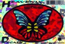 Heavenly Decal Mini Sticker: New Creation