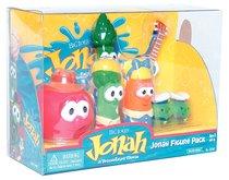 Veggie Tales Jonah Assortment Figure Set of 5 Pack