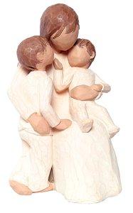 Willow Tree Figurine: Quietly