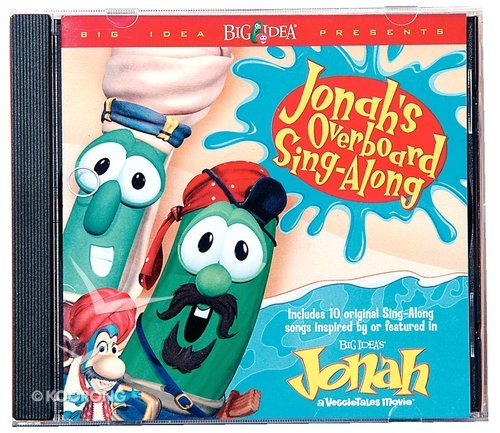 Jonah's Overboard Singalong (Veggie Tales Music Series)
