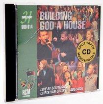 Rcm Volume E: Supplement 31 Building God a House (Split Trax) (900-914)