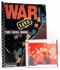 War Cd/Music Book Pack