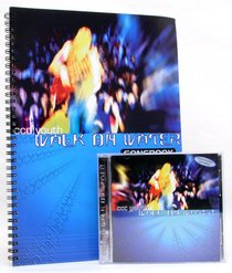 Walk on Water Cd/Music Book Pack