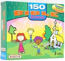 150 Bible Songs (Kidzup Series)
