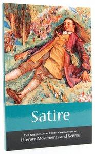 Literary Movements & Genres: Satire