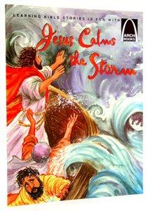 Jesus Calms the Storm (Arch Books Series)