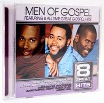 8 Great Hits: Great Men of Gospel