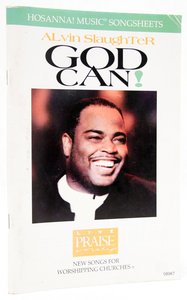 God Can! (Music Book)