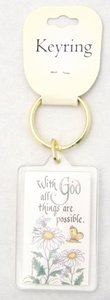 Keyring: With God All Things Are Possible
