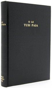 Samoan Reference Old Version Black