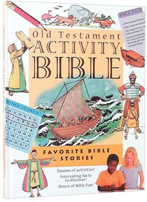 Activity Bible Old Testament
