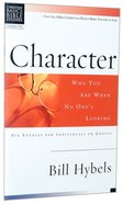 Character (Christian Basics Bible Study Series)