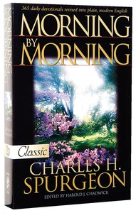 Morning By Morning (Pure Gold Classics Series)