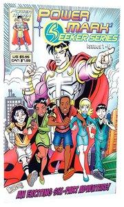 Comic Powermark: Seeker Series Issues 1-6