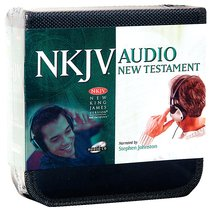 NKJV New Testament on Audio CD
