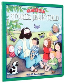 Lift the Flap: Stories Jesus Told