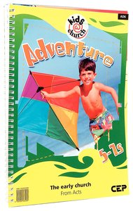 Kids@Church 06: Ad6 Ages 5-7 Teachers Pack (Adventure) (Kids@church Curriculum Series)